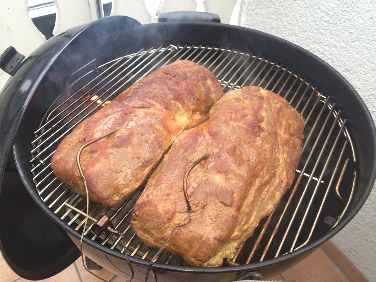 Weber Elektrogrill Pulled Pork : Pulled pork ii feuerkind blog