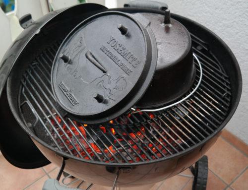 Mein neuer Dutch Oven